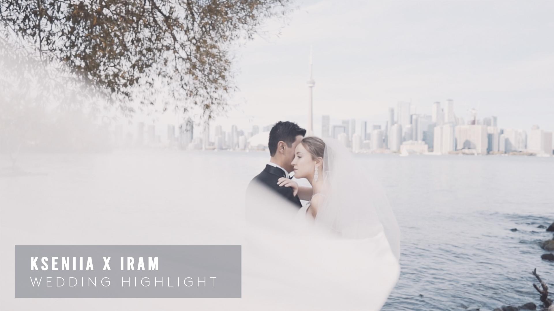 Ksennia & Ikram Wedding Highlight
